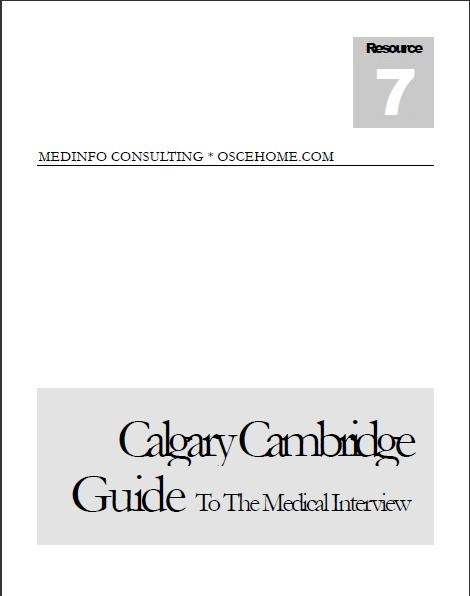 Calgary - Cambridge Guide