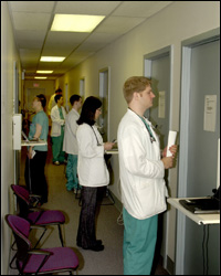 What is Objective Structured Clinical Examination, OSCEs?